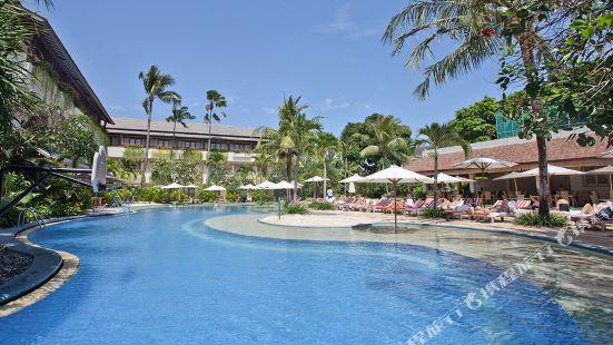 峇里島和風度假村水療中心