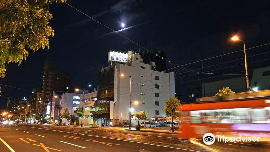 HOTEL MATSUYAMA HILLS