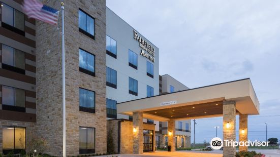 Fairfield Inn and Suites by Marriott Lubbock Southwest