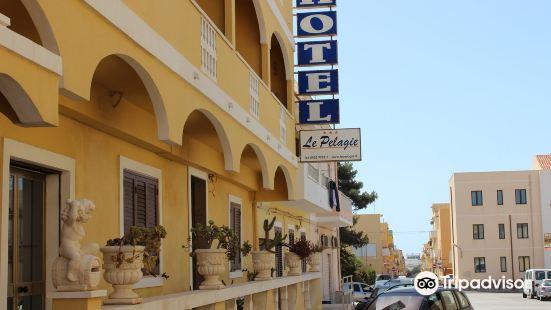 裏佩拉吉耶酒店