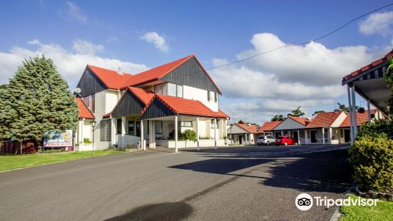 貝尼茨温泉汽車旅館